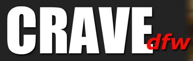 Crave DFW Logo
