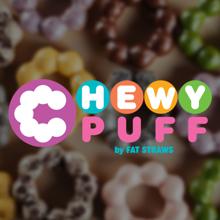 Chewy Puff by Fat Straws